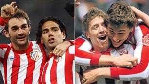 Ver vídeo  'Atlético y Athletic, la fiesta de fútbol español en Bucarest'