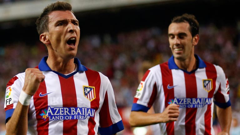 Atlético de Madrid 2 - Eibar 1