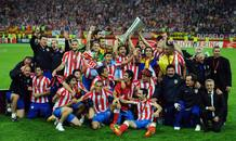 El Atl&eacute;tico de Madrid, campe&oacute;n de la Liga Europa 2012