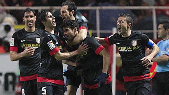 El Atlético se reencuentra con el Madrid en una final 20 años después
