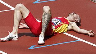 El atletismo español toca fondo