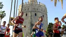 Ir al Video&nbsp;Atletismo - Marat&oacute;n de Sevilla 2013