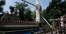 Las atracciones que se compran para los parques españoles suelen estar ya instaladas en otros parques europeos