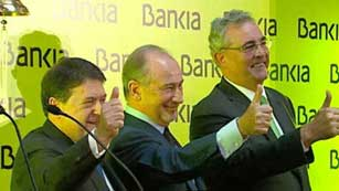 Ver vídeo  'La Audiencia Nacional investigará el agujero de Bankia'