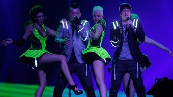 Ver vídeo  'Austria Eurovisión 2012 - Trackshittaz - 1ª semifinal'