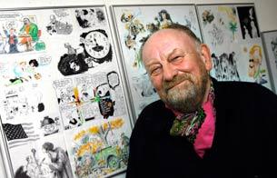 Ver vídeo  'El autor de las caricaturas de Mahoma publica un nuevo libro'