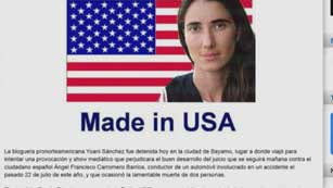 Ver vídeo  'Las autoridades cubanas han detenido a la periodista opositora Yoani Sánchez'