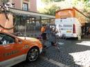 Los auxiliares en la Vuelta Ciclista a España