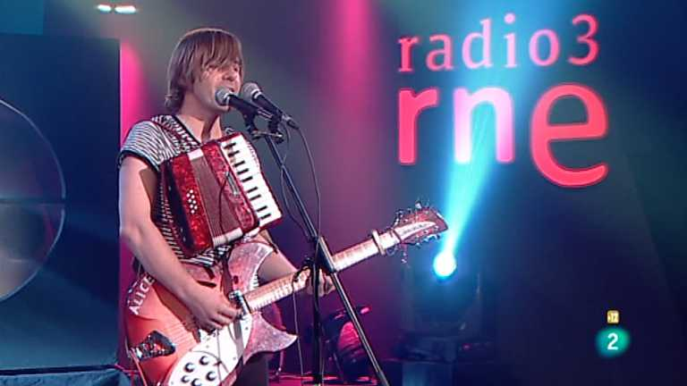 Los conciertos de Radio 3 - L' avalanche