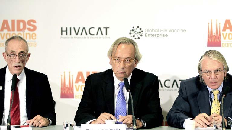 Más de mil investigadores presentan los avances en la lucha contra el sida, en Barcelona