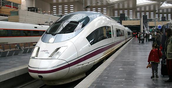 Los más de 1.200 trenes de Renfe contará con Wifi gratuito para todos sus viajeros