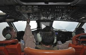 Ver v?deo  'El avión para vigilar las aguas cercanas a Somalia ya está en la zona'