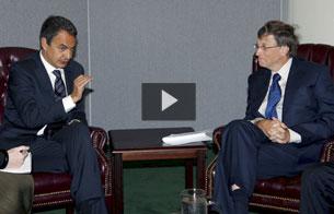 Ver vídeo  'La ayuda al desarrollo debe continuar a pesar de la crisis'