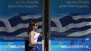 Ver vídeo  'La ayuda a España, presente en la campaña griega'
