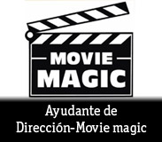 Ayudante de dirección-Movie magic