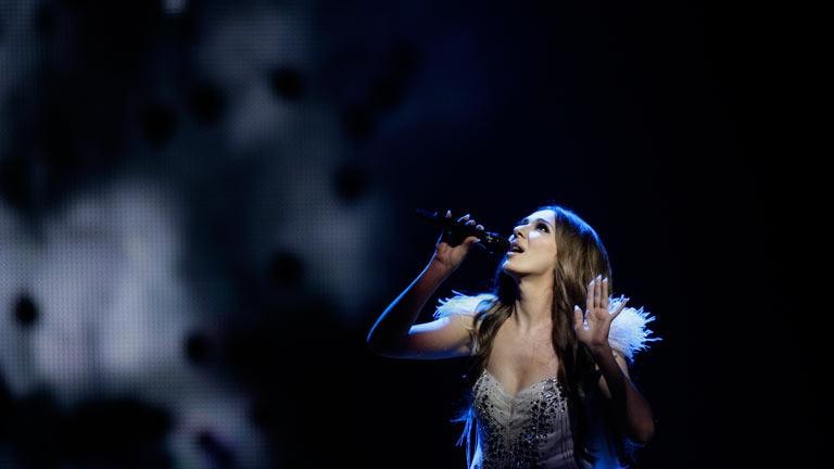 """Azerbaiyán - Sabina Babayeva - """"When the music dies"""""""