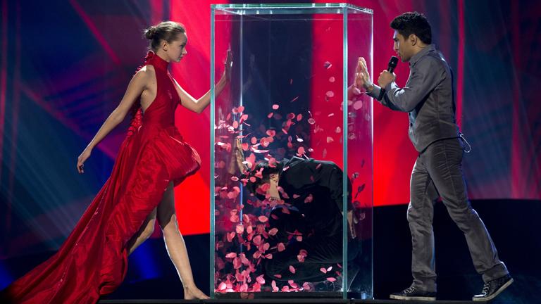 Final de Eurovisión 2013 - Azerbaiyán