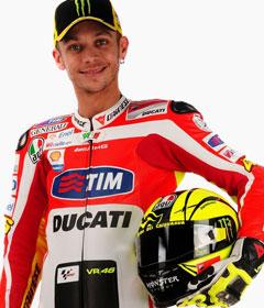 <b>46. Valentino Rossi</b>