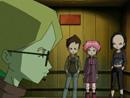 Imagen del  vídeo de Código Lyoko en inglés titulado BAD CONNECTION