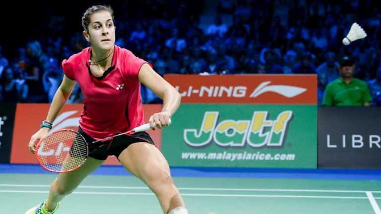 Badminton - Campeonato del Mundo. Semifinales: Carolina Marín - Sindhu