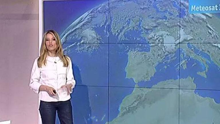 Bajada de las temperaturas y fuertes rachas de viento en Canarias