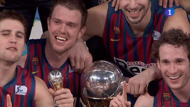 Baloncesto - Copa del Rey 2013 - F.C. Barcelona Regal-Valencia Basket