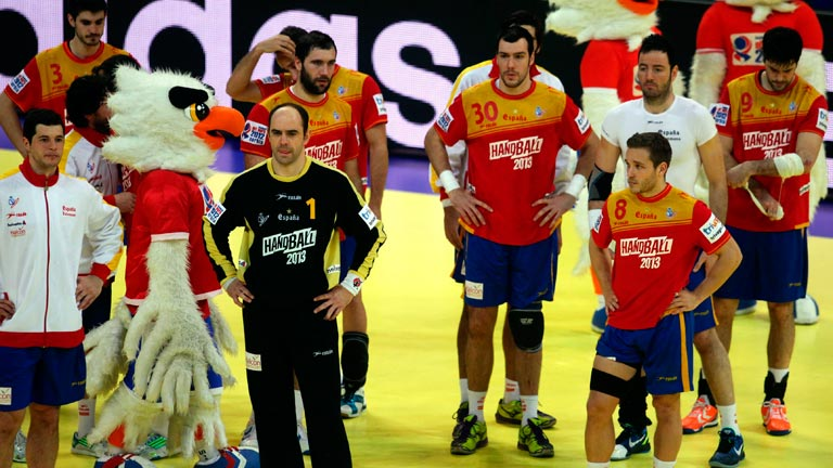 Balonmano: sin medalla y con los Juegos en el aire
