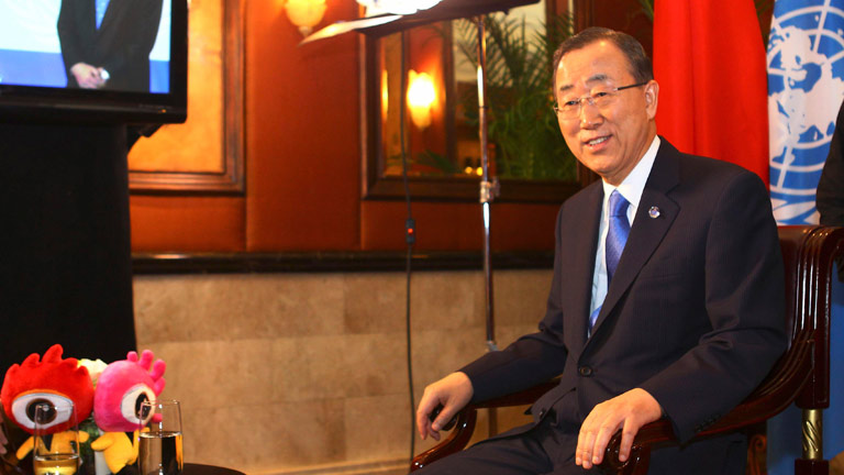 Ban Ki-moon pide que la violencia en Siria pare &quot;a cualquier precio&quot; 