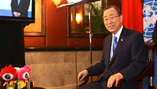 Ver v&iacute;deo  'Ban Ki-moon pide que la violencia en Siria pare &quot;a cualquier precio&quot;'