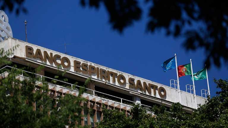 El banco portugués Espirito Santo vuelve a cotizar en Bolsa