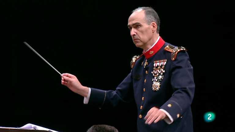 Los conciertos de La 2 - Banda Sinfónica de la Guardia Real (Parte 1)