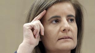 """Ver vídeo  'Báñez propone una pensión """"más proporcional"""" a la vida laboral'"""