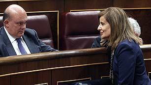 Ver vídeo  'Báñez: La reforma laboral dará más flexibilidad interna a las empresas'