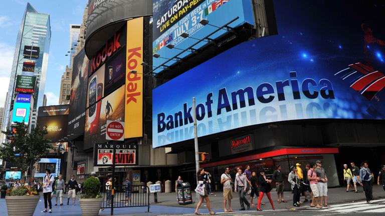 Bank of America pagará una multa de 12.600 millones de euros por las hipotecas basura