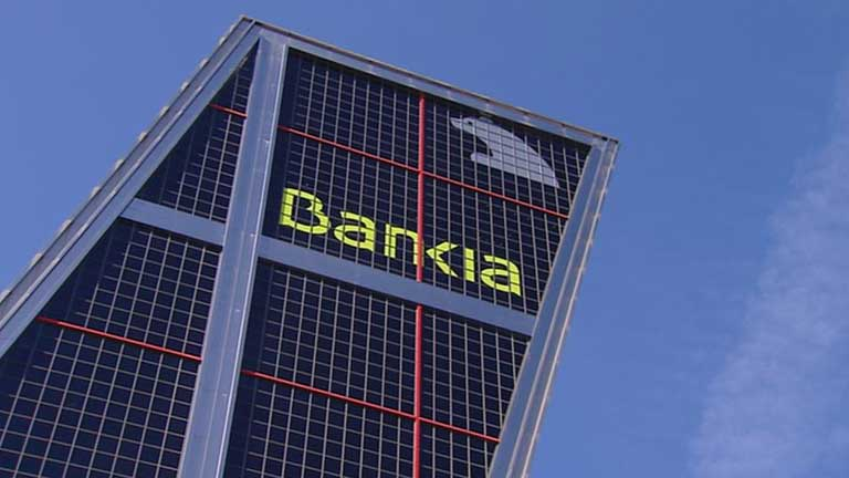 Bankia se lleva millones de euros de la ayuda for Bankia oficina internet entrar directo
