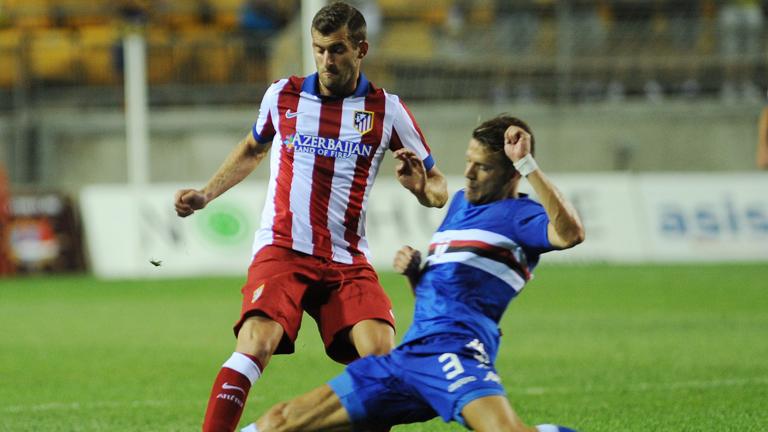 Baptistao vuelve al Rayo y el Sevilla presenta a Banega y Deulofeu