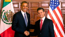 Ir al Video&nbsp;Barack Obama inicia en M&eacute;xico su gira latinoamericana