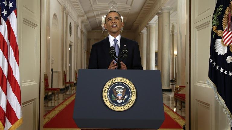Barack Obama se dirige a la nación de EE.UU. para buscar su apoyo en la intervención sobre Siria