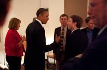 Barack Obama se reúne con Jobs, Zuckerberg y Schmidt para hablar sobre innovación y tecnología
