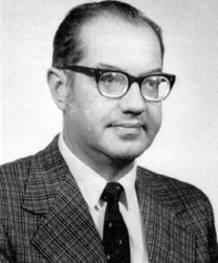 Paul Baran a principios de los 60
