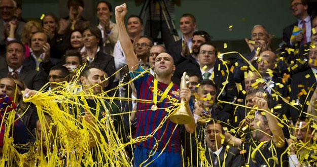 El Barça Alusport se ha proclamado campeón de Copa del Rey de fútbol sala.