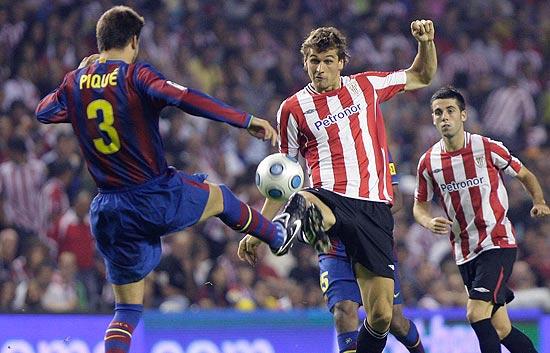 El Barça y el Athletic se enfrentan en el segundo partido de la Supercopa