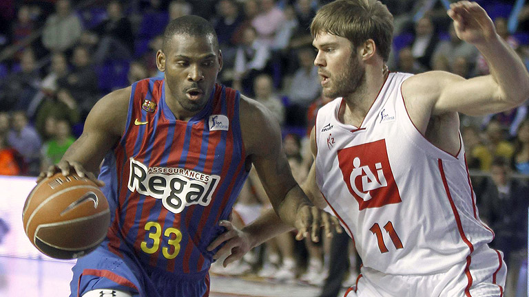 Bar&ccedil;a Regal 71-68 CAI Zaragoza