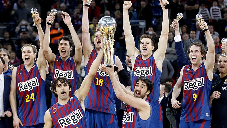 El Bar&ccedil;a Regal conquista la Copa