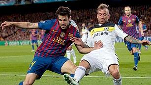 Ver vídeo  'El Barça vive su peor pesadilla ante el Chelsea'