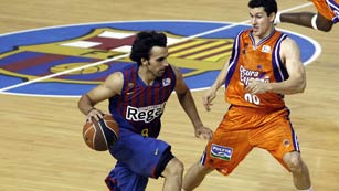 Barcelona Regal 76-81 Valencia Basket