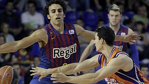 Barcelona Regal 84-57 Valencia Basket