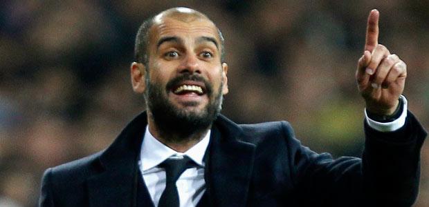 Pep Guardiola se ha mostrado muy satisfecho con su victoria en el Bernabéu.