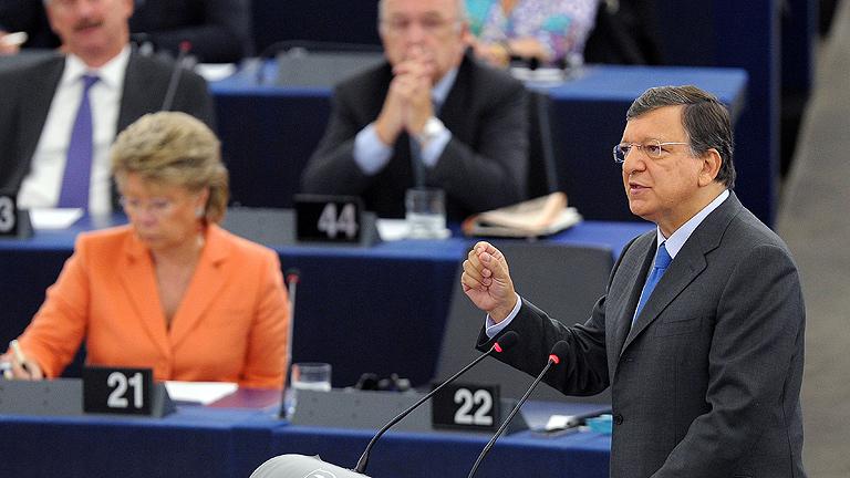 """Barroso apuesta por una """"federación de estados nación"""" para Europa"""