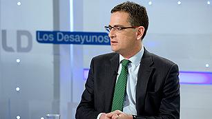 """Ver vídeo  'Basagoiti: el Gobierno tiene que """"apechugar"""" con el déficit y tomar más """"decisiones difíciles""""'"""